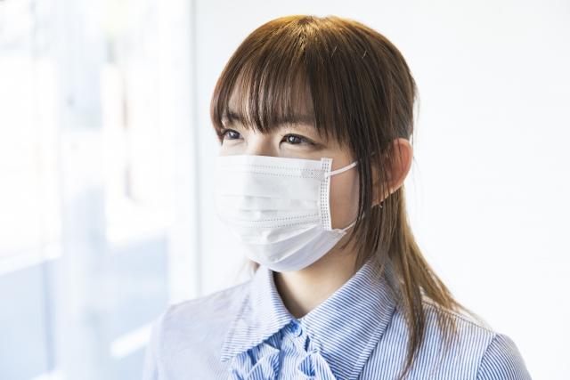 h3マスクを着用する